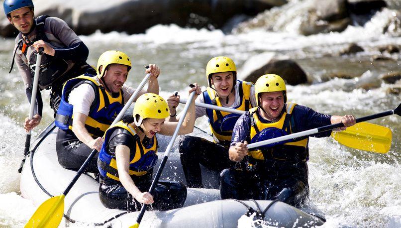 Teamtraining Tübingen - Grenzen überwinden und Vertrauen schaffen